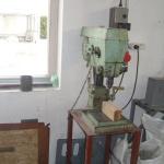 Állványos fúrógép