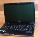 Laptop Toshiba Satellite A 500 1 DN